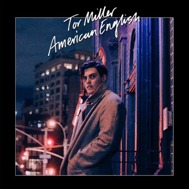 Album cover for American English by Tor Miller