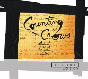 Counting Crows Round Here cover