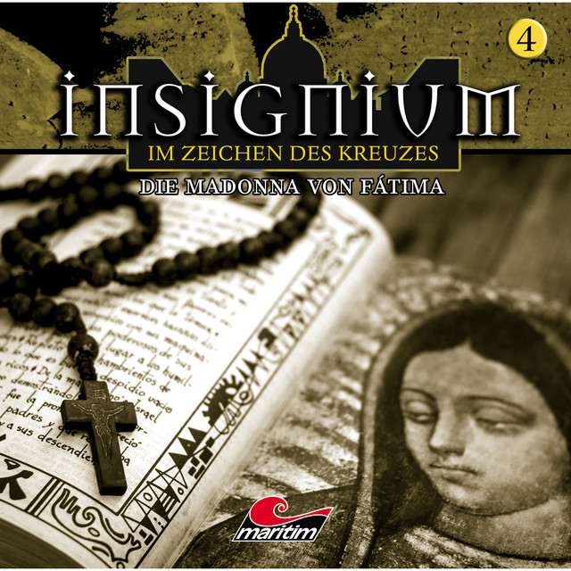 Folge 4: Die Madonna von Fátima Cover