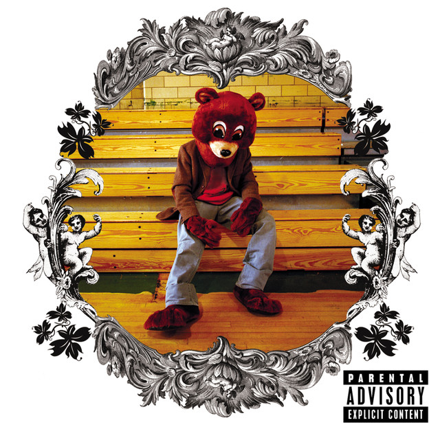 The College Dropout [UK Version - (Art changes)]
