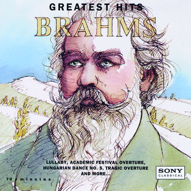 Brahms: Greatest Hits Albumcover