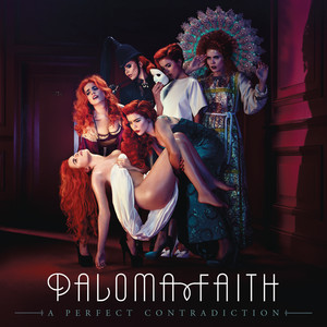 Paloma Faith It's the Not Knowing cover