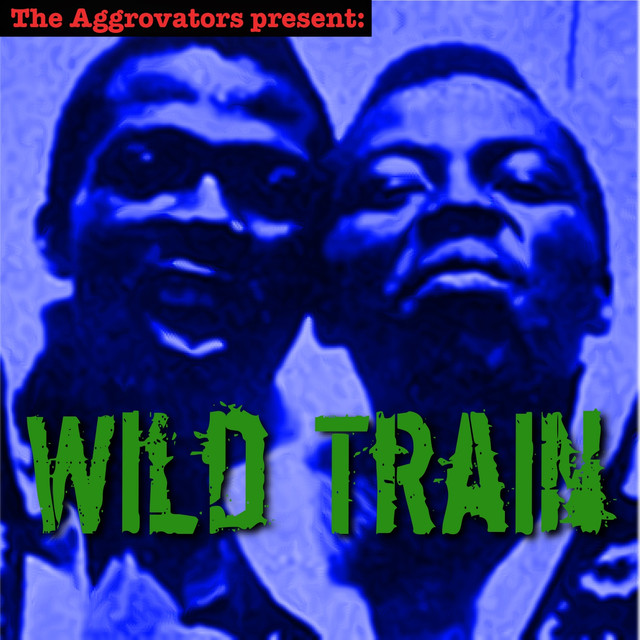 Album cover for Wild Train by The Ethiopians