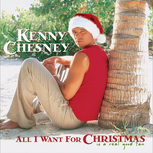 All I Want For Christmas Is A Real Good Tan Albumcover