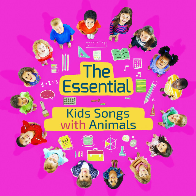 The Essential Kids Songs with Animals