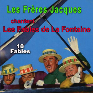 Les fables de La Fontaine album