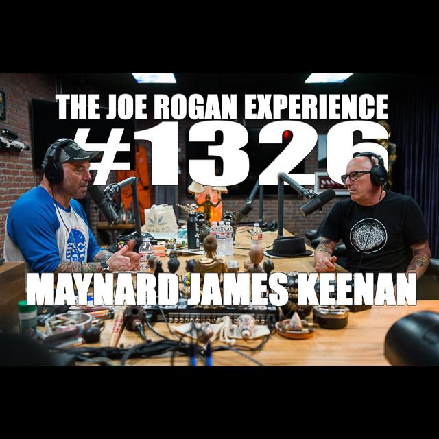 #1326 - Maynard James Keenan