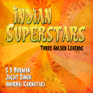 Indian Superstars - Three Golden Legends, Vol. 5 Albümü