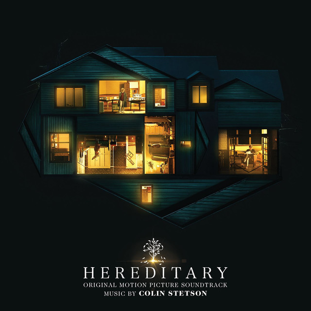Album cover for Hereditary (Original Motion Picture Soundtrack) by Colin Stetson