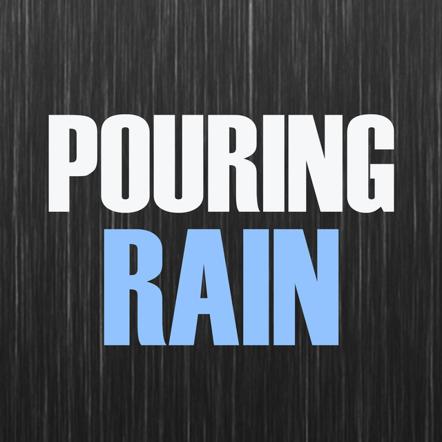 Pouring Rain Albumcover
