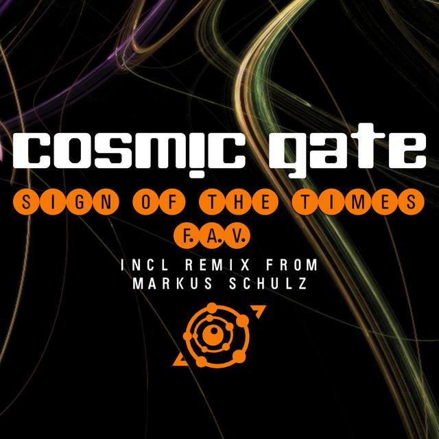 Cosmic Gate - F.A.V. Promo