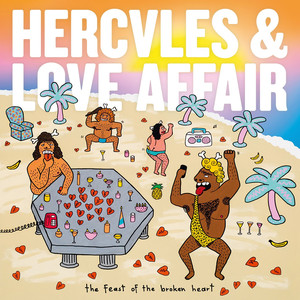 Hercules & Love Affair, Hercules, Chasing Kurt Do You Feel the Same? cover