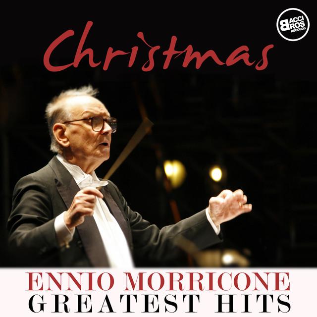 Christmas Ennio Morricone Greatest Hits Albumcover