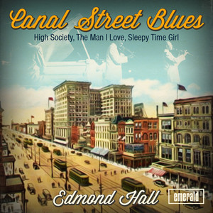 Edmond Hall Sleepy Time Girl cover