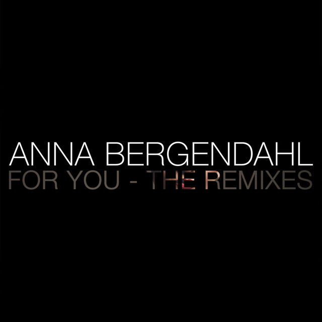 For You (Remixes)