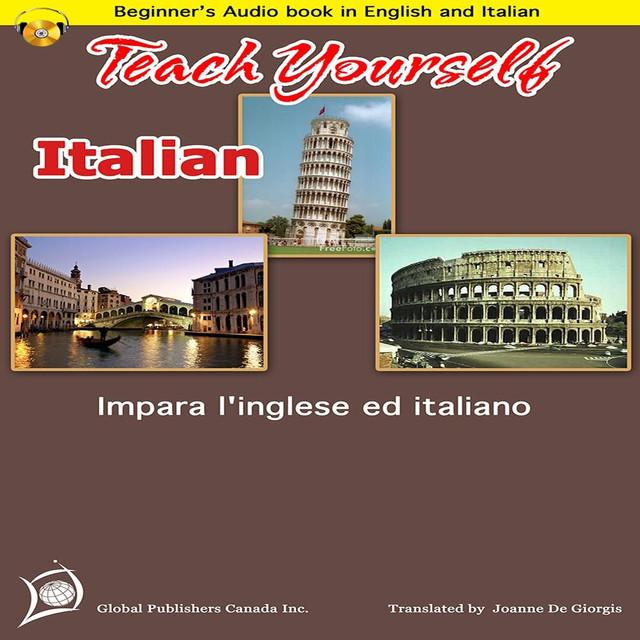 Italian-English Beginner's Audio Book (Learn Italian, Impara
