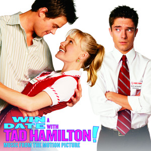 Win A Date With Tad Hamilton - Music From The Motion Picture Albumcover