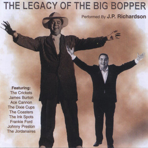 Johnny Preston The Big Bopper, Link Davis Running Bear cover
