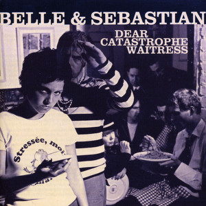 Dear Catastrophe Waitress Albumcover