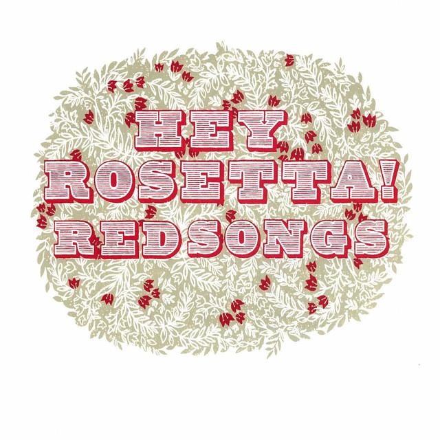 Hey Rosetta! Red Songs album cover
