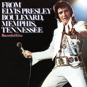 From Elvis Presley Boulevard, Memphis, Tennessee Albumcover