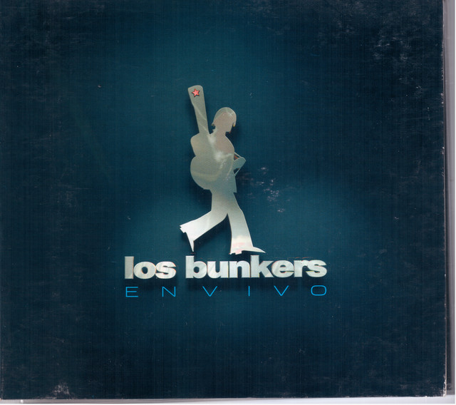 Album cover for En Vivo by Los Bunkers