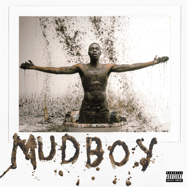Album cover for MUDBOY by Sheck Wes