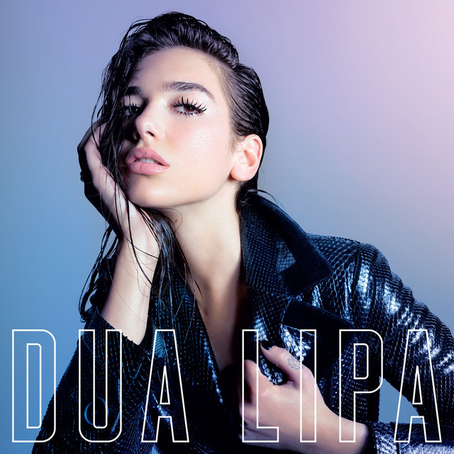 Album cover for Dua Lipa by Dua Lipa
