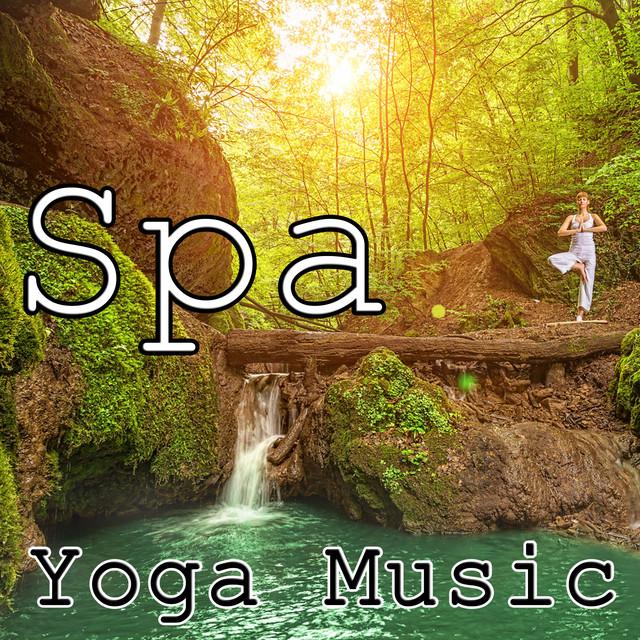 Spa Yoga Music Albumcover