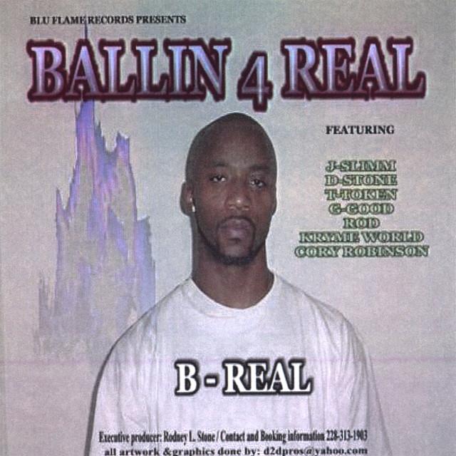 Ballin 4 Real Albumcover