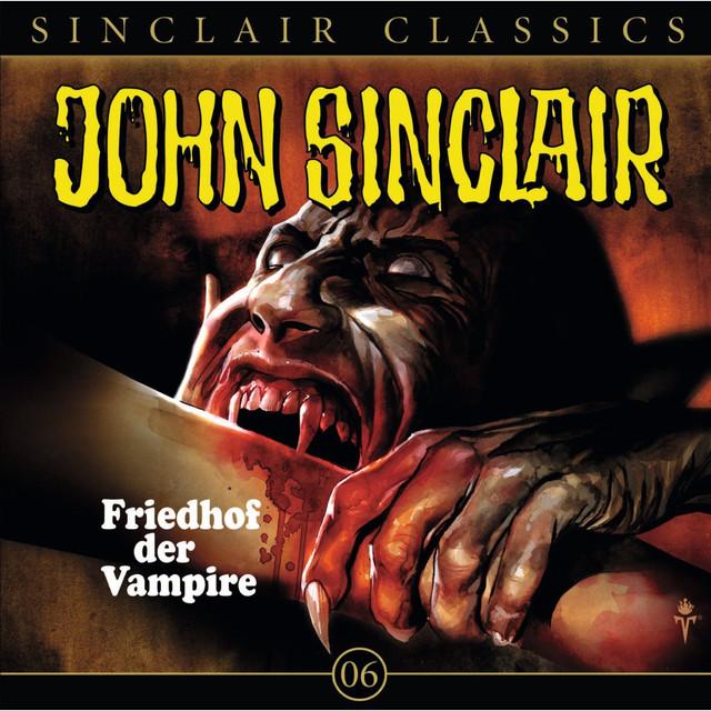Classics Folge 6: Friedhof der Vampire Cover