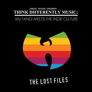 Dreddy Kruger Presents: Think Differently Music - Wu-Tang Meets The Indie Culture The Lost Files Albümü