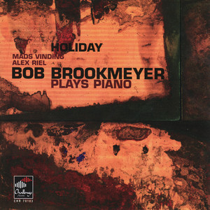 Holiday: Bob Brookmeyer Plays Piano album