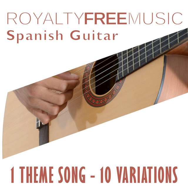 Spanish Guitar, Var  9 - Instrumental, a song by Royalty