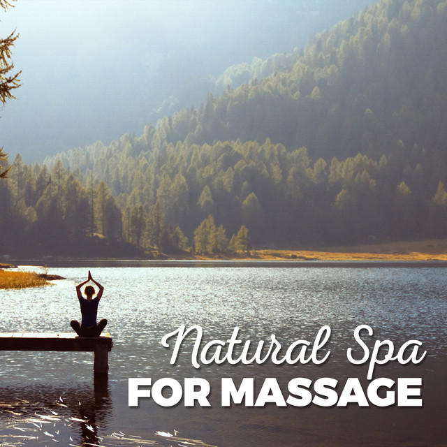Album cover for Natural Spa for Massage by Spa