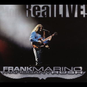 Frank Marino, Mahogany Rush Somewhere Over The Rainbow - Live cover