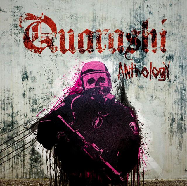 Quarashi Anthology album cover
