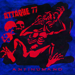 Antihumano album