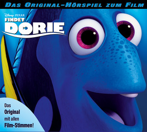 Findet Dorie (Das Original-Hörspiel zum Film) Audiobook