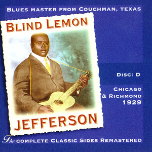 The Complete Classic Sides Remastered: Chicago & Richmond 1929 Disc D album