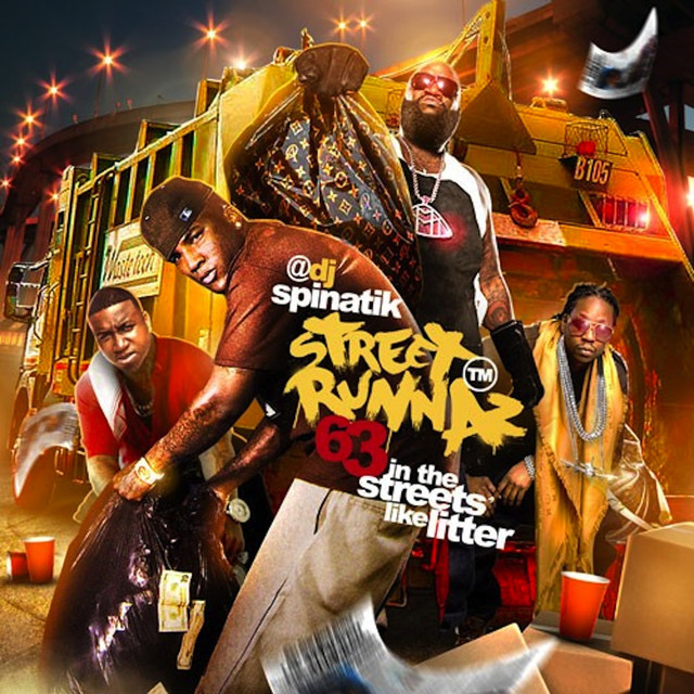 Various Artists Street Runnaz 63 album cover