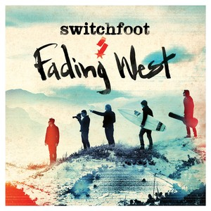 Fading West Albumcover