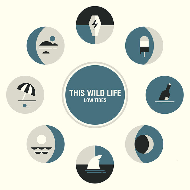 Album cover for Low Tides by This Wild Life