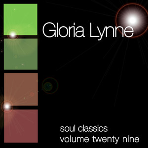 Gloria Lynne, Warren/Gordon Serenade In Blue cover