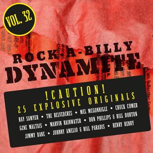 Rock-A-Billy Dynamite, Vol. 32