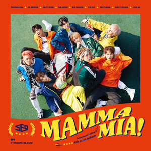 SF9 4th Mini Album [ MAMMA MIA! ]