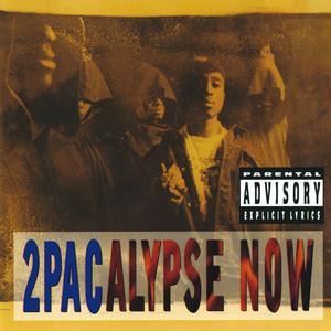 2Pacalypse Now Albumcover