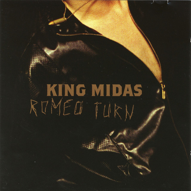 Album cover for Romeo Turn by King Midas