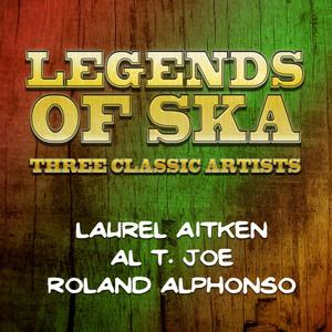 Legends of Ska - Three Classic Artists album