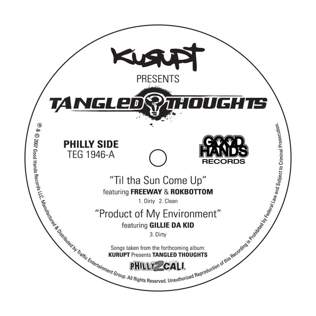 "Tangled Thoughts (12"" Single)"